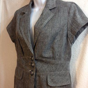 Sweet Dresses - Sweet Womens Suit Set Grey Size 10 NWOT